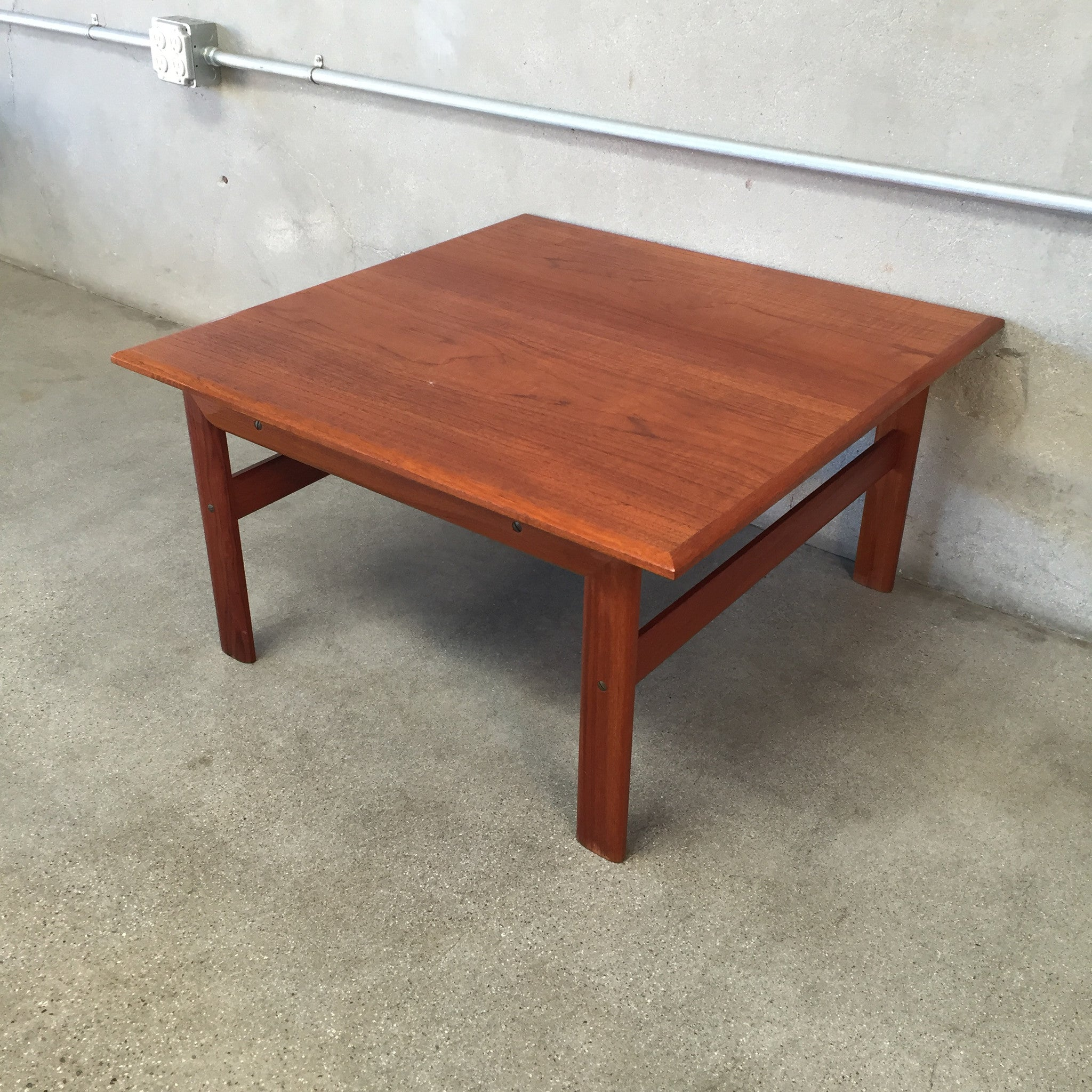 Scandline Danish End Table ...