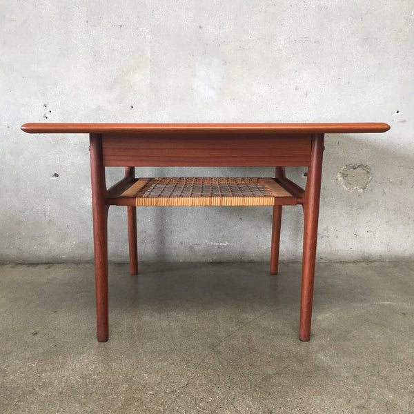 Mid Century Side Table by Trioh