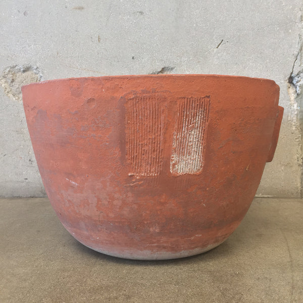 Large Bauer Indian Pot