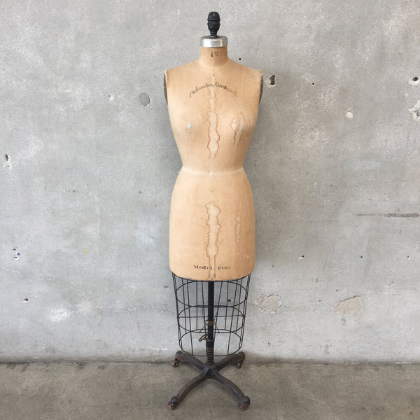 1949's Size 12 Dress Form