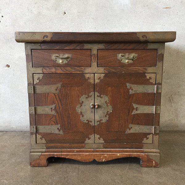 Mid Century Asian Chest