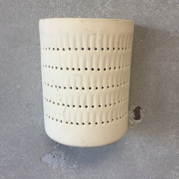 Mid Century Ceramic Wall Sconce
