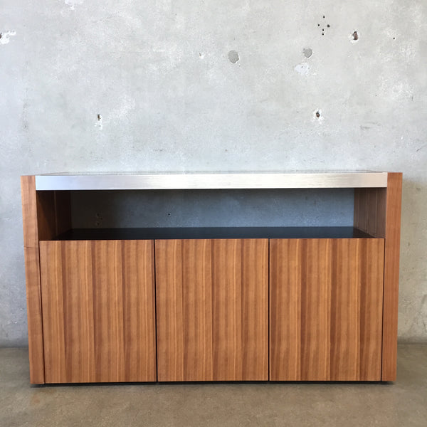 Mid Century Modern Style Console