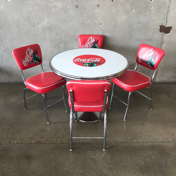 Coca Cola Dining Set
