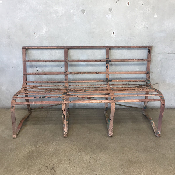 Five Foot Old Park Garden Bench