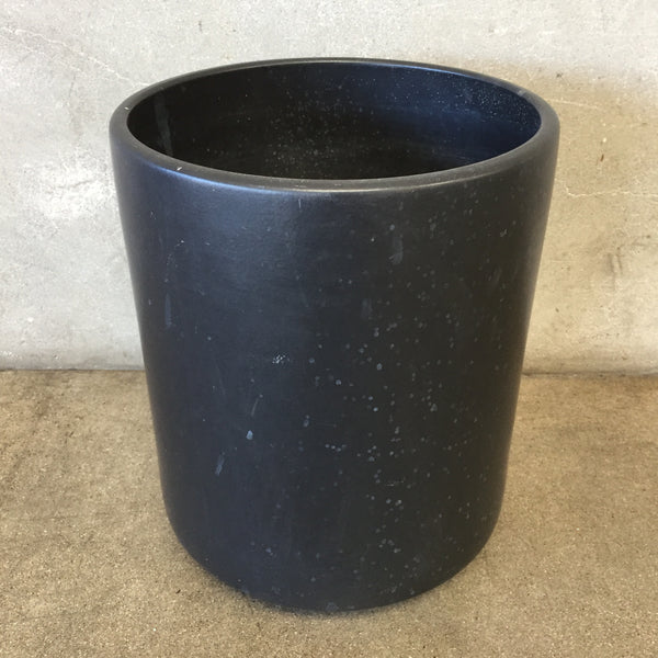 Vintage Black Gainey Pot