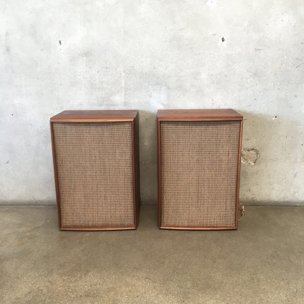 Mid Century University Medallion XII Speakers