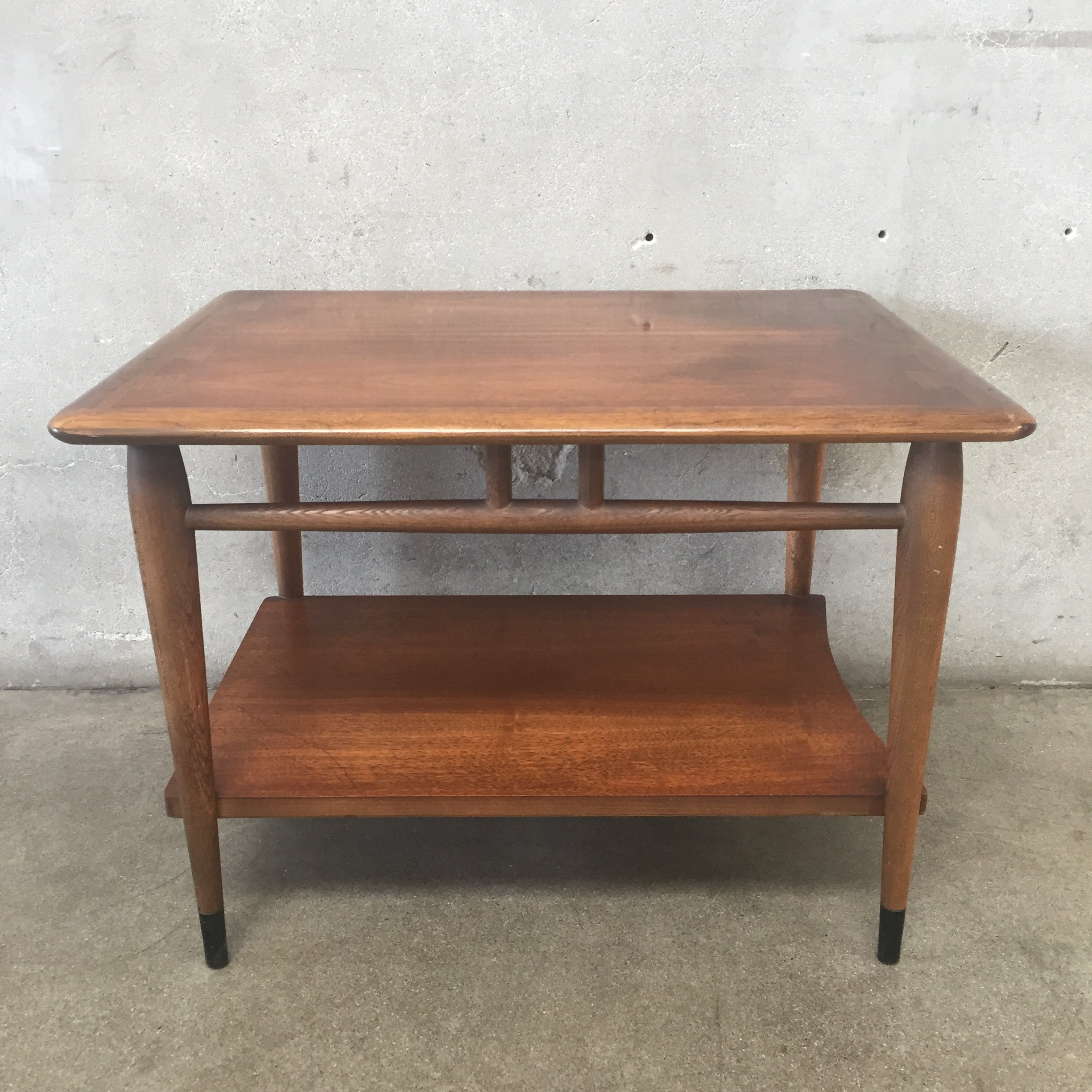 Mid Century Lane Side Table ...