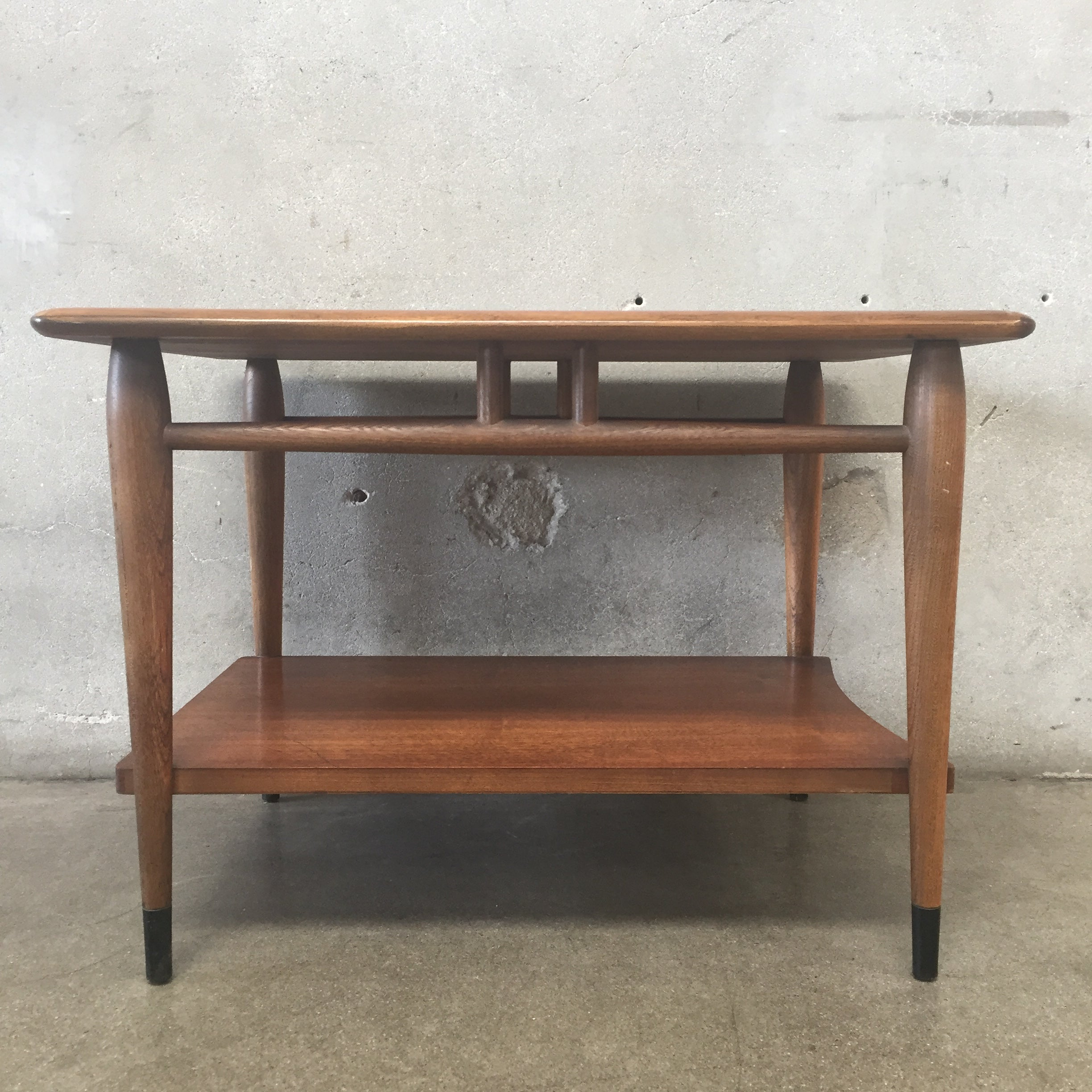 Mid Century Lane Side Table Mid Century Lane Side Table ...