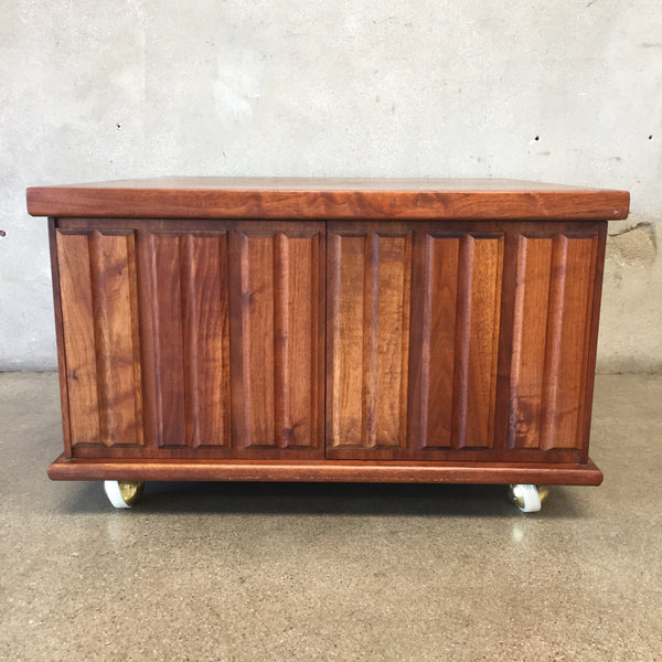 Mid Century Storage/Coffee Table