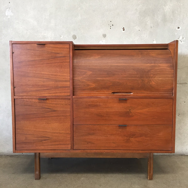 Mid Century Secretary Desk for Mainline by Hooker