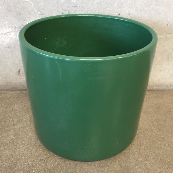 Mid Century Gainey Ceramics Pot - Green