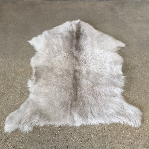 New Gray Sheepskin