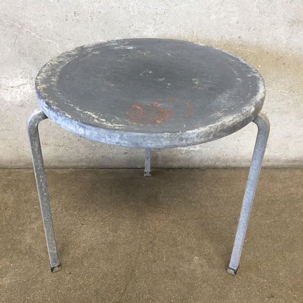 Fiber Glass End Table