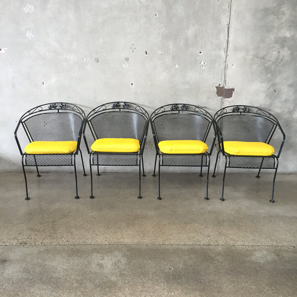 1950's Patio Chairs by Salterini