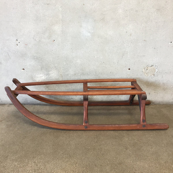 1930's German Naether Sled