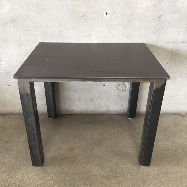 Industrial Steel Anchor Table