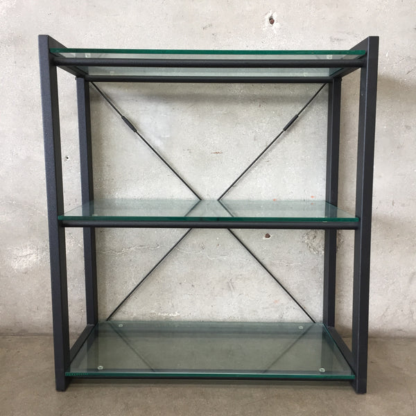 Industrial Modern Shelving Unit