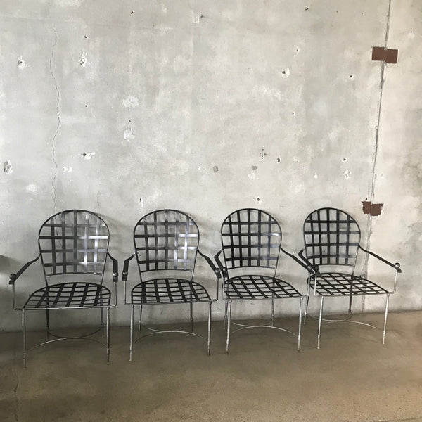 Mario Papperzini for Salterini Style Chairs - Set of 4