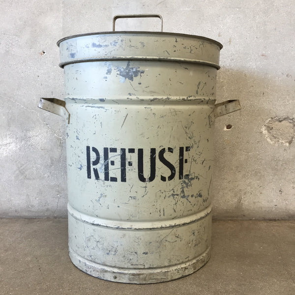 REFUSE Can  from Southern Pacific Railroad Co.