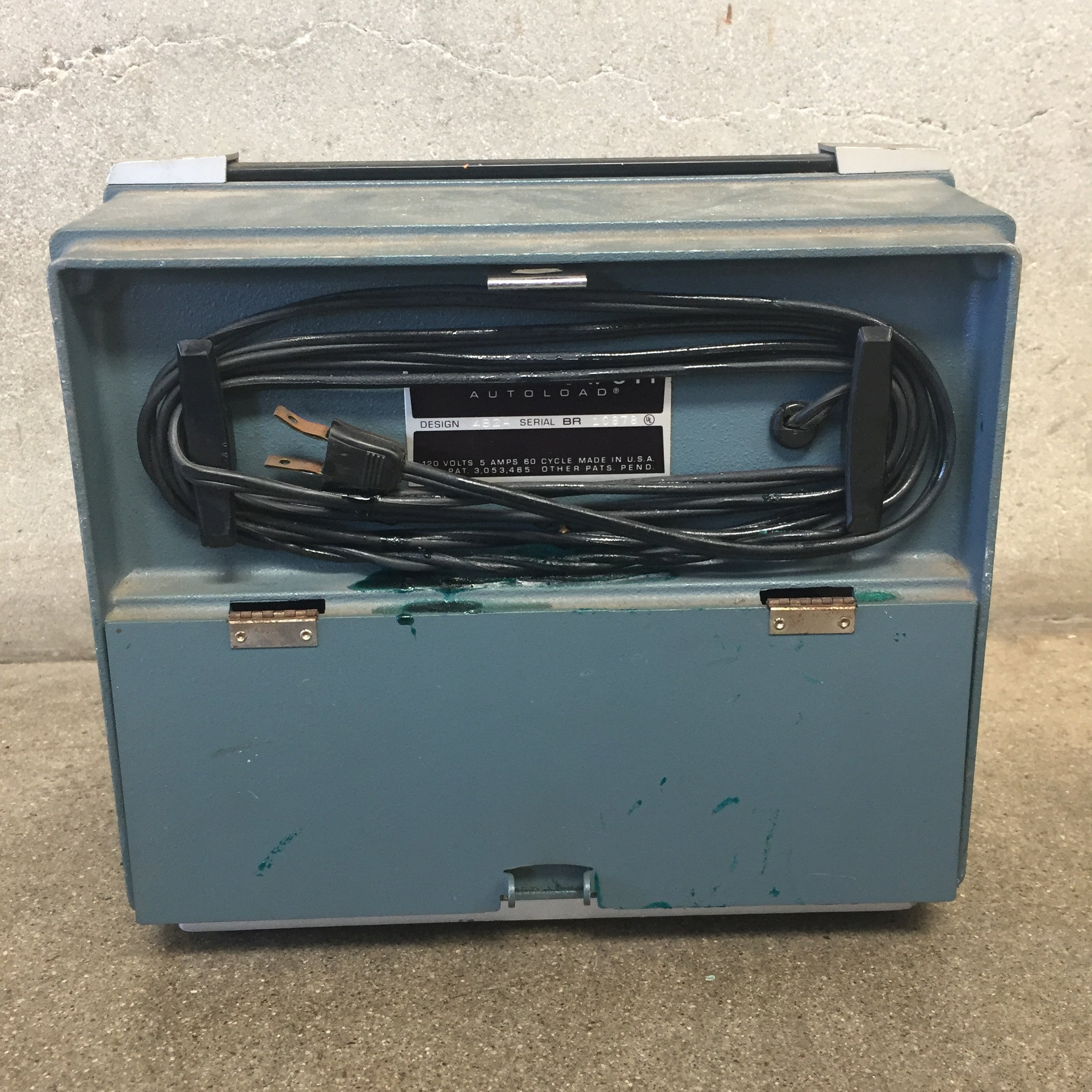 Vintage Bell & Howell Auto Load 8MM Film Projector