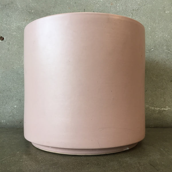 Pink Colored Flower Pot