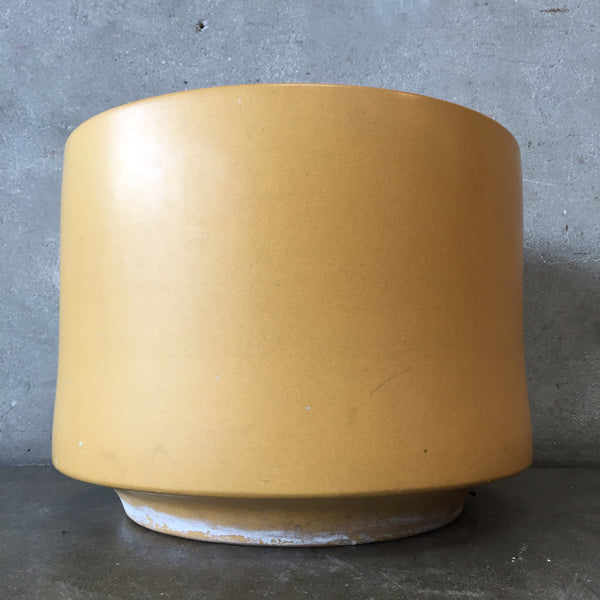 Large Mustard Gainey Pot