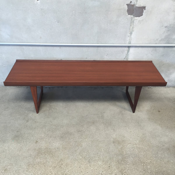 Lovig /Dansk -Vintage Danish Modern Coffee Table