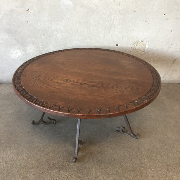 Vintage Oak Table