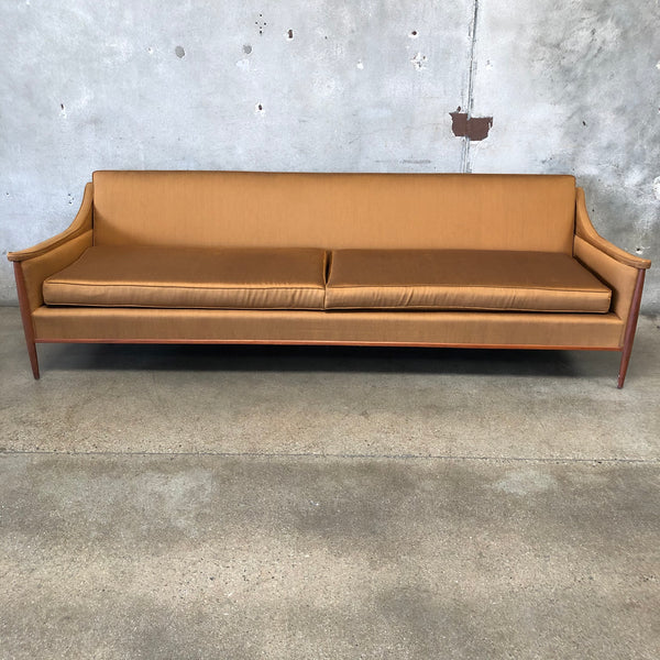 Amazing Original Mid Century Sofa