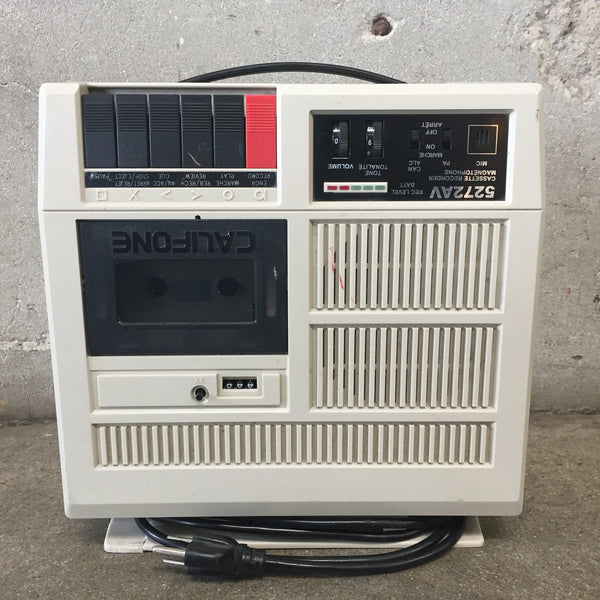 Califone Cassette Deck