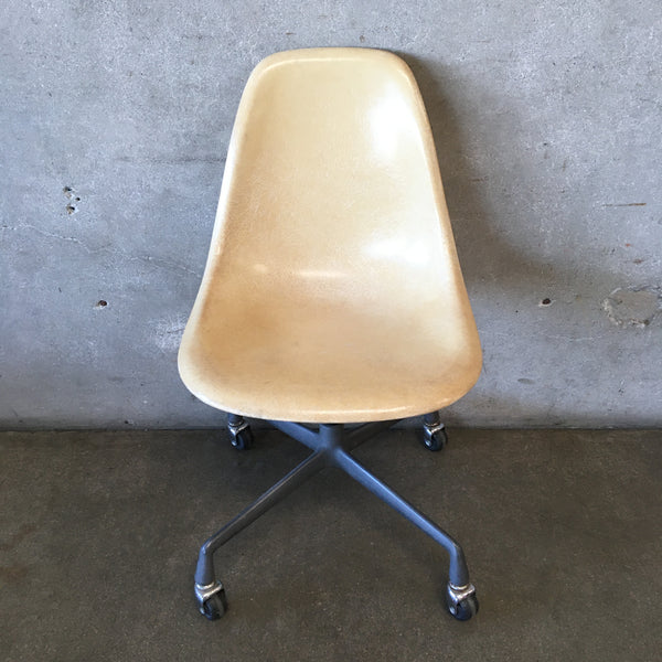 Vintage Mid Century Modern Eames Shell Chair Charles Eames For Herman Miller