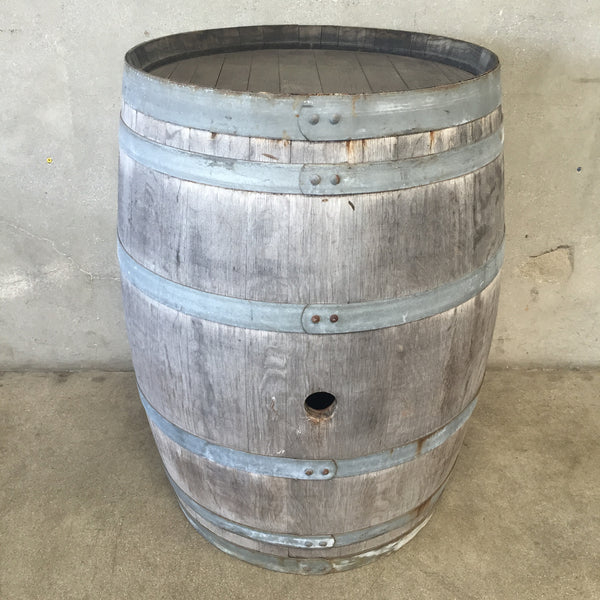 French Wine Barrel