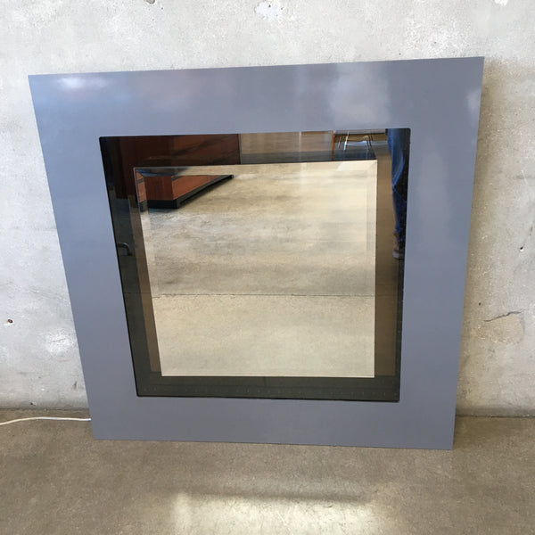 Monumental Square Infinity Mirror