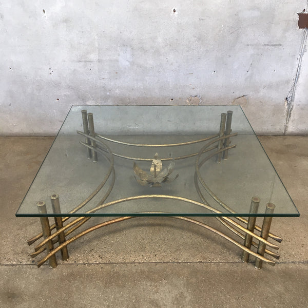 Silas Seandel Brutalist Coffee Table