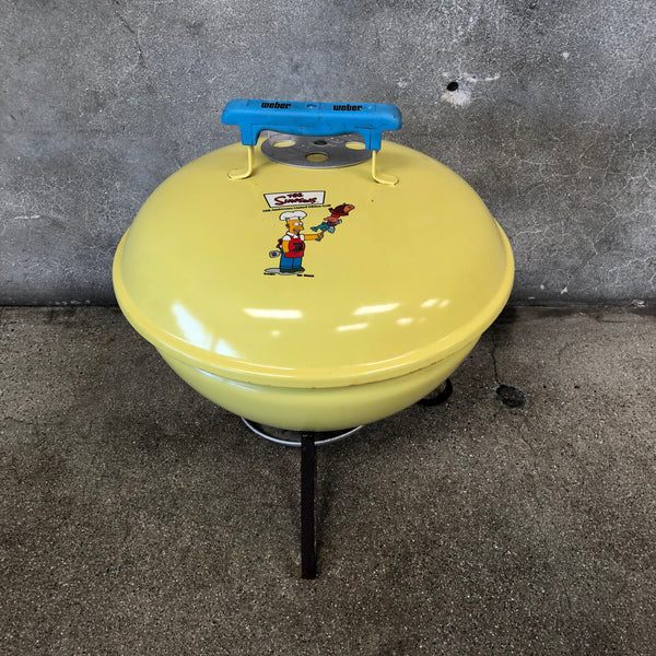 Weber Grill The Simpsons Limited Edition