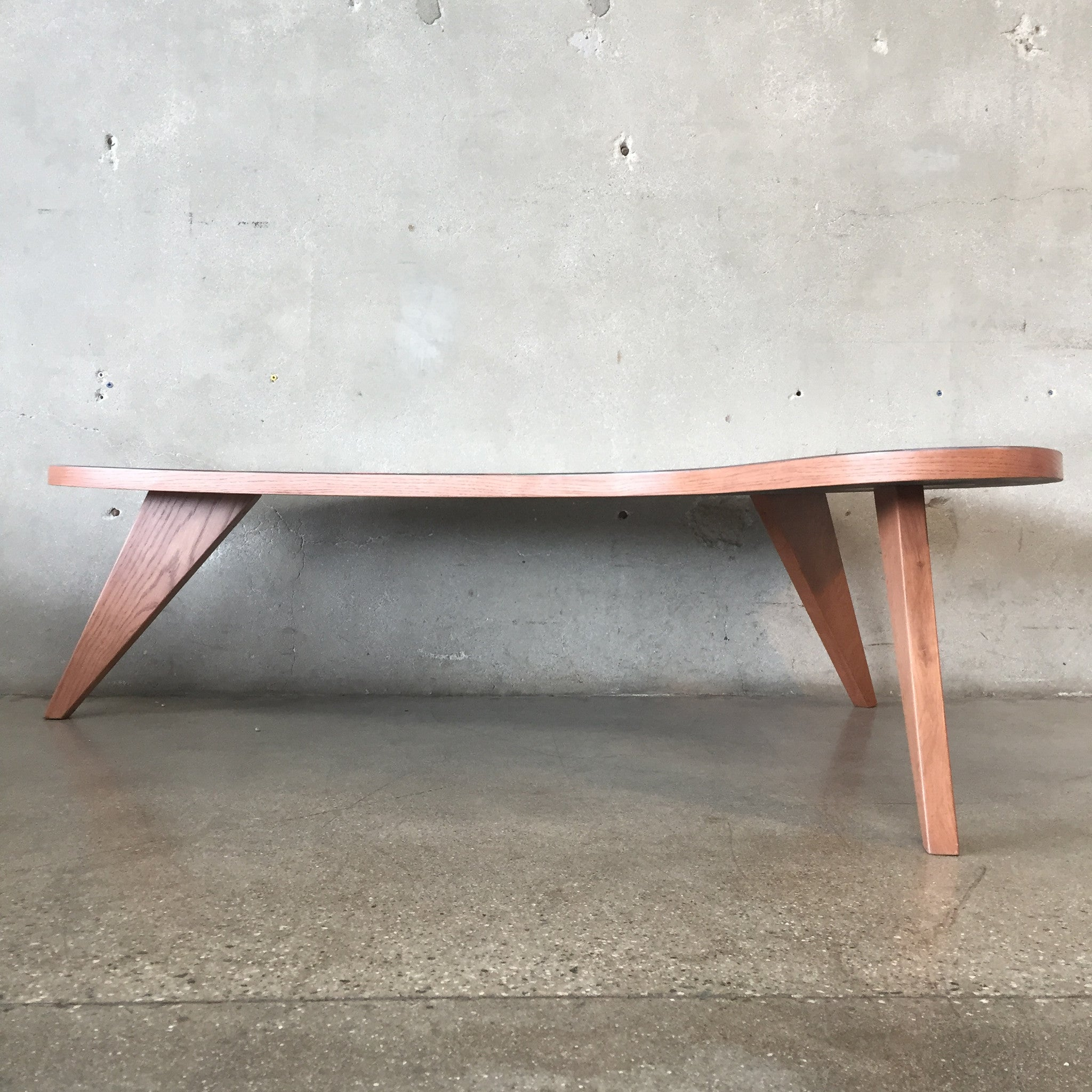 Repurposed Vintage Boomerang Coffee table – UrbanAmericana