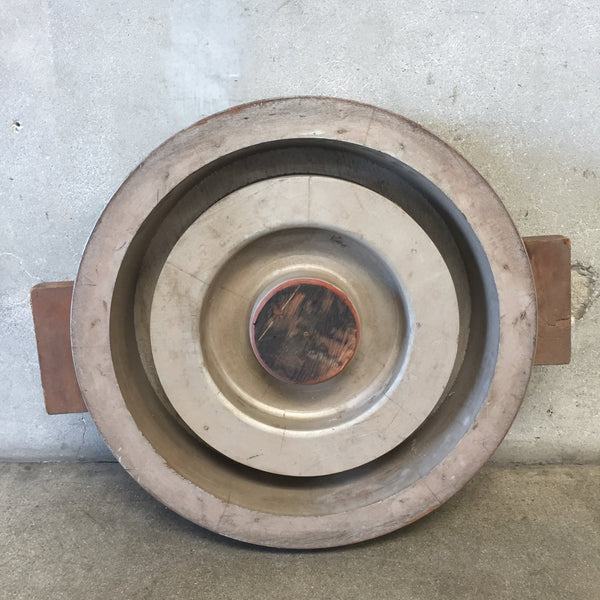 Industrial Foundry Mold Circle