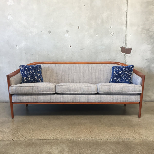 Newly Upholstered Broderna Andersson for Bertil Fridhagen Couch