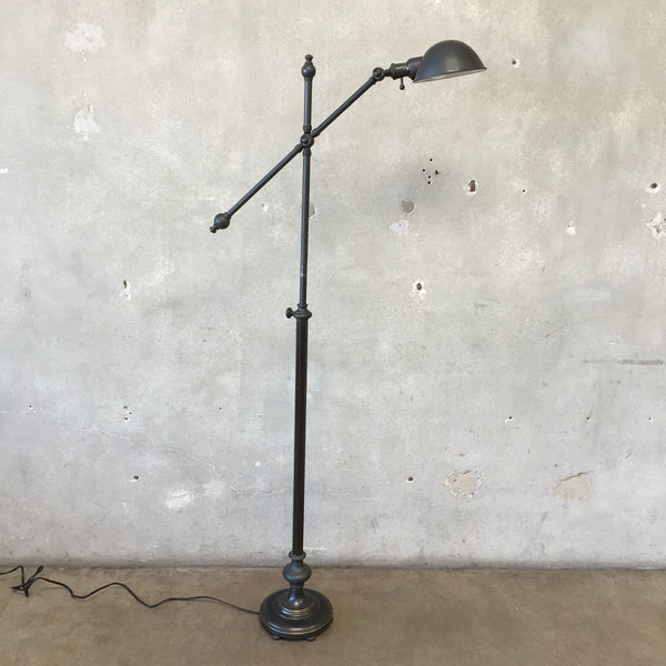 Pharmacy Style Floor Lamp