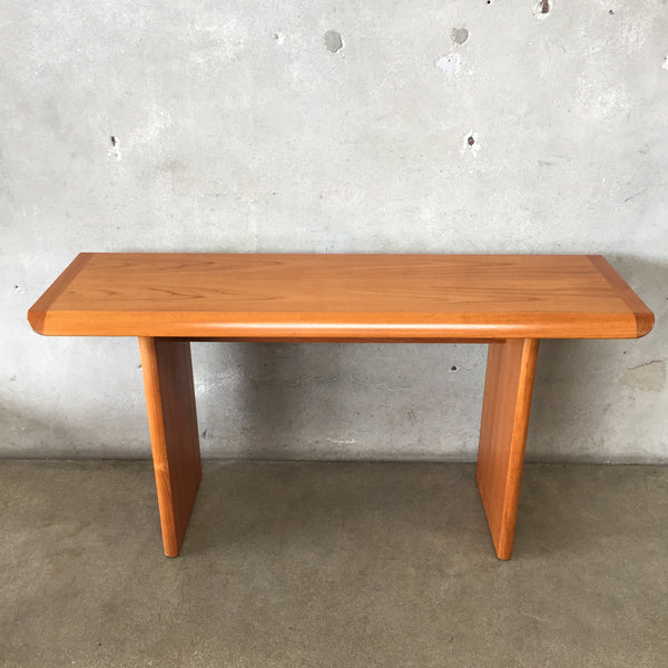 Teak Console Table by Nordic Furniture