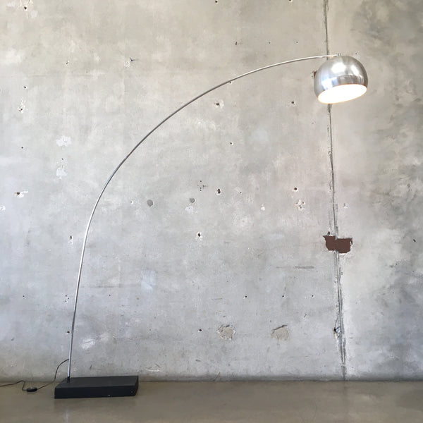 Mid Century Arc Lamp