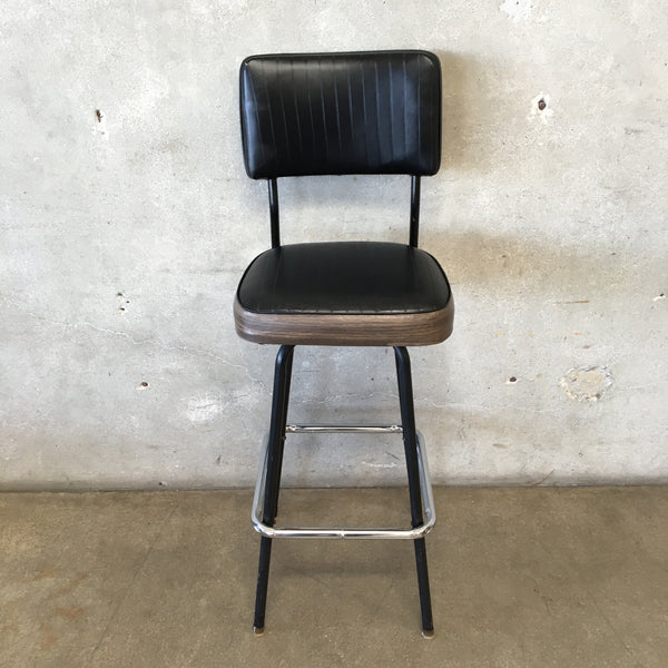 Mid Century Bar Stool