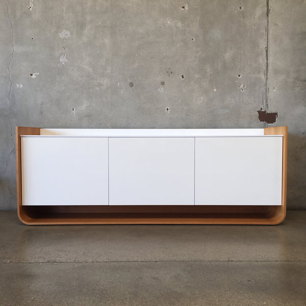 Contemporary French Ligne Roset Stem Sideboard Circa 2004