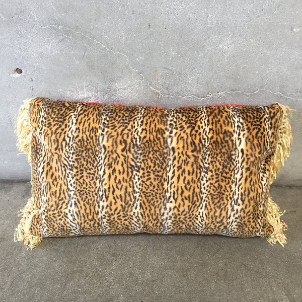 Custom Made Down Filled Throw Pillow