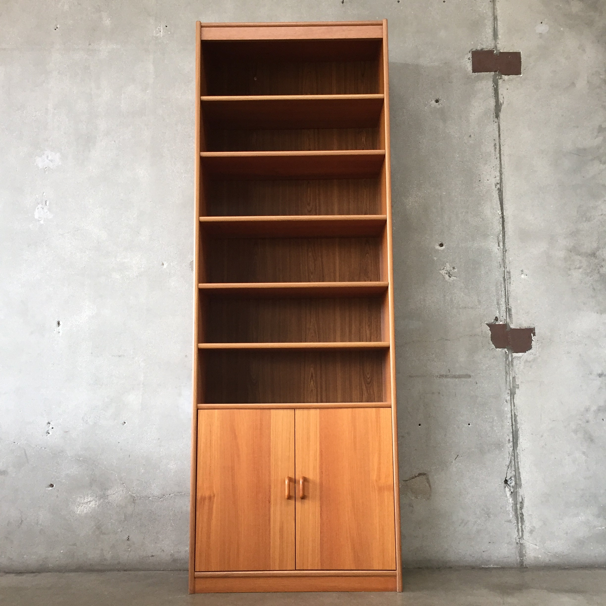 doors with bookcases century and bookshelf bookcase picked large mid bookshelves vintage mcm modern