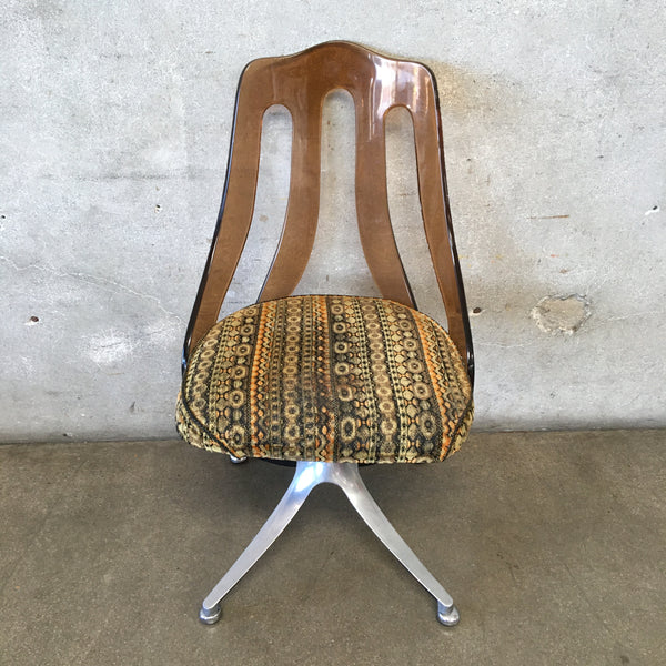Mid Century Howell Lucite Chair