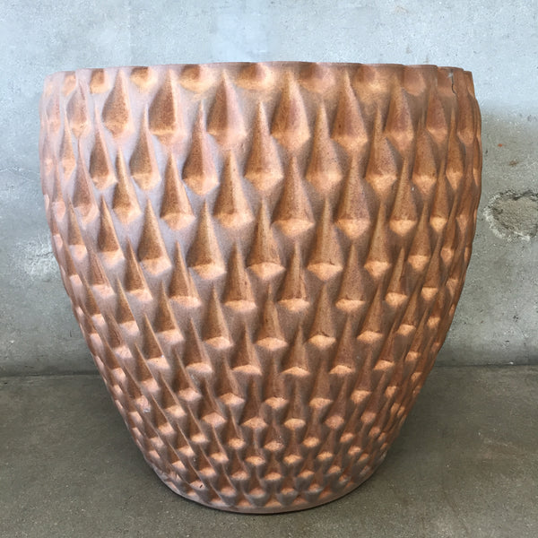 Mid Century Planter By David Cressey Unglazed Phoenix Pot / Pottery-HOLD