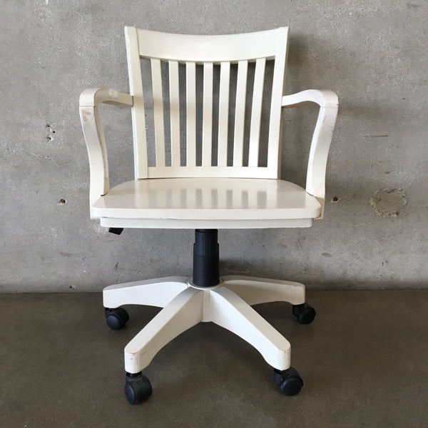 Bankers Swivel Chair