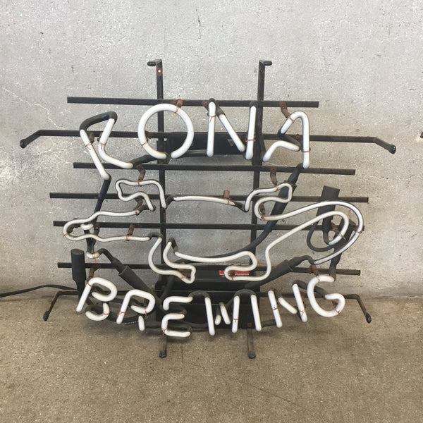 Kona Brewing Neon Sign